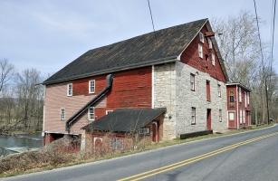 Heishmans Mill, PA-021-004, Carlisle, PA