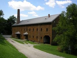 Saint Vincents Gristmill, PA-065-006, Latrobe, PA