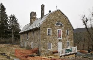 Pine Grove Grist Mill, PA-021-024, Pine Grove Pk.