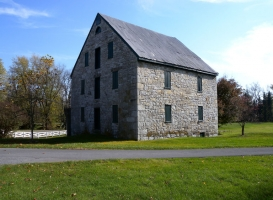Pattersons Mill, WV-002-016, Martinsburg, WV