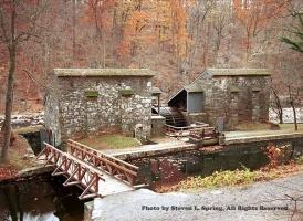 Gunpower Mill, DE-002-007, Wilmington