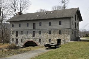 Giveliers Mill, PA-021-015, Williams Grove, PA
