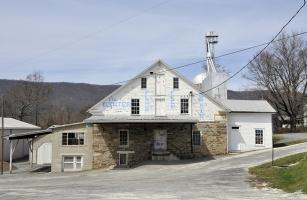 Ginters Mill, PA-021-007, McRea, PA