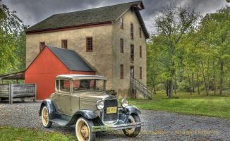 Ralston Cider Mill, NJ-014-005, Mendham, NJ