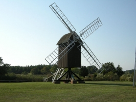 Spocott Windmill, MD-009-004, Lloyds, MD