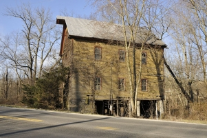 Brownawell Mill, PA-050-023, Shermans Dale, PA