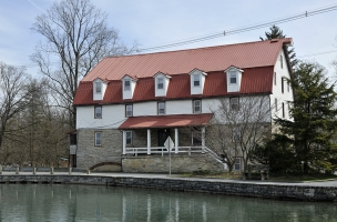 Boiling Springs Mill, PA-021-001, Boiling Springs