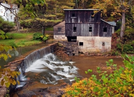 Cotton Hill Mill, WV-010-002, Beckwith, WV