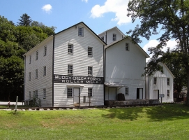 Muddy Creek Forks Roller Mill, PA-067-020