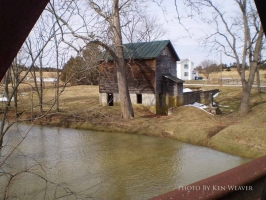 Sellers Mill, VA-080-035, Mauzy, VA