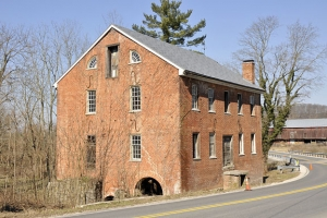 Bernheisel Mill, PA-050-008, Elliottsburg, PA