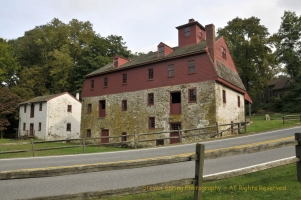Newlin Grist Mill, PA-023-006, Concordsville, PA