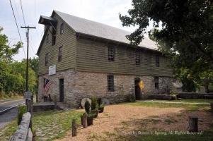 Burwell-Morgan Mill,VA-022-001, Millwood