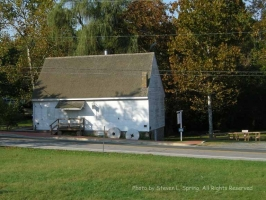 Wye Mill, MD-017-005, Wye Mills, MD
