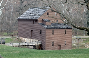 Blaker Mill, WV-021-002, Weston, WV