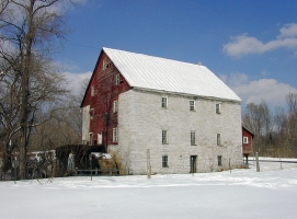 Bunker Hill Mill, WV-002-001, Bunker Hill, WV
