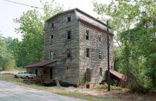 Lancaster Roller Mill, VA-051-002, Lancaster, VA