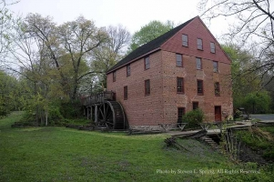 Colvin Run Mill, VA-029-002, Great Falls
