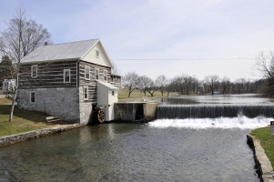 Laughlins Mill, PA-021-006, Newville, PA