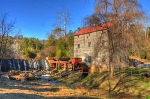 Brightwells Mill, VA-005-002, Madison Heights