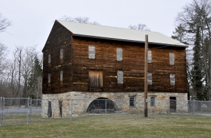 Barnitz Mill, PA-021-018, Huntsdale, PA