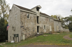 Evans-Mumbower Mill, PA-046-043