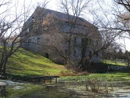 Bedington Roller Mill, WV-002-005, Bedington, WV