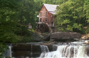 Glade Creek Mill, WV-010-001, Cliftop, WV