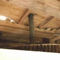 Interior Vertical Shaft