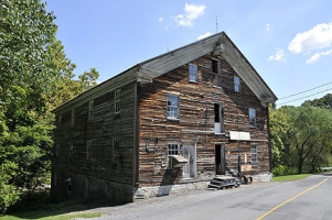 Anderson Mill exterior