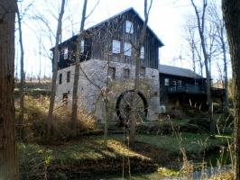Moores Store Mill, VA-083-001, Shenandoah County