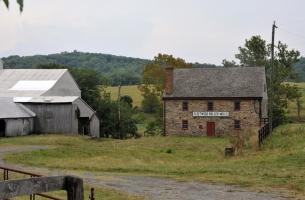 Fleetwood Roller Mill, VA-030-002, Paris, VA