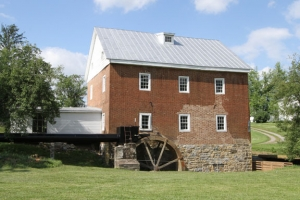 Breneman-Turner Mill, VA-080-011, Harrisonburg, VA