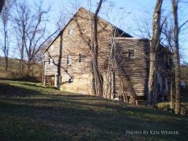 Andricks Mill, VA-080-016, Timberville, VA