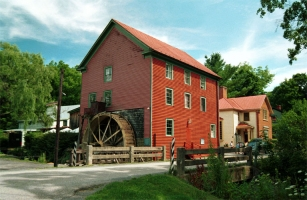 Warm Springs Mill, VA-009-003, Warm Springs, VA